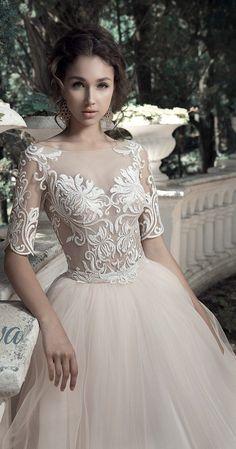 Milva Bridal Wedding Dresses 2017 SorrentobodyskirtAlicante / http://www.deerpearlflowers.com/milva-wedding-dresses/3/