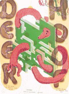 Sonnenzimmer   Screen Print Duo inspiration