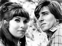 Bobby Sherman & Bridget Hanley from Here Come the Brides