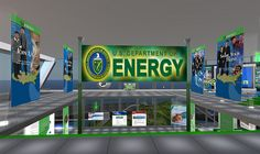 US Department of Energy in Second Life by Pam_Broviak, via Flickr tp19