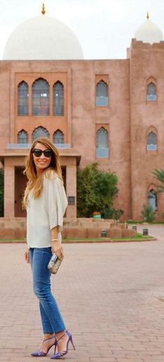 Moroccan getaway.