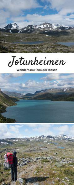 Norwegens Nationalpark Jotunheimen - unsere Wanderung