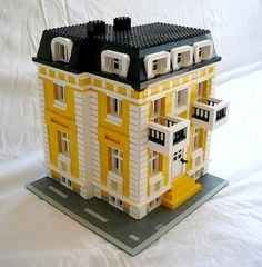 10 cool lego houses