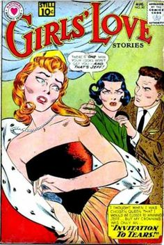 Girls Love Stories