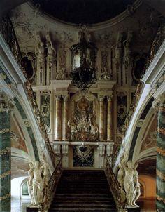 Augustusburg & Falkenlust Palaces, Brühl