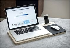 Slate - Mobile Airdesk $68 #kickstarter #gadget