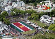 Onafhankelijkheidsdag Suriname