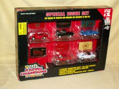 RACING CHAMPIONS MINT SPECIAL ISSUE SET 1996 1 DIE CAST ITEM 08181 5 CARS 1:64 #RacingChampions