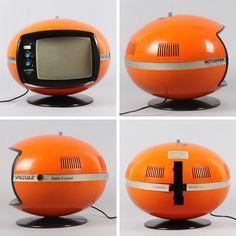 Motorfilm Spaziale - '70 Super 8 viewer