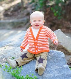Tot Toppers -  - Henry Cardigan (birth - age 4)
