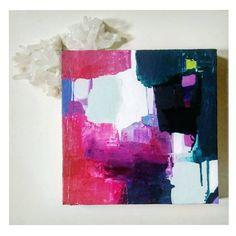 abstract artwork Eva Alessandria