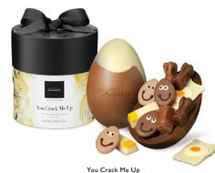 A beautifully packaged fair trade dark chocolate easter egg from from marks spencer clippedonissuu from easter gift guide 2016 negle Choice Image