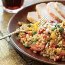 Try the Farro Salad Recipe on williams-sonoma.com/