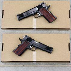 Les Baer Custom Premier II .45ACP #45 #1911 #igmilitia #gunstagram #weaponsfanatics #weapons #weaponsdaily #shooting #handgun #pistol #nwark  #baer