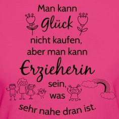 Cooles Design für alle Erzieherinnen! - Frauen Bio-T-Shirt