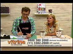 Petit Bomboniere com Luiz Masse - Vitrine do Artesanato na TV