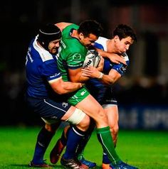Sean O'Brien is fit and ready to take on the All Blacks