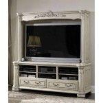 $2,107.00  AICO Furniture - Monte Carlo II Entertainment Center - Silver Pearl - N53095T-46R