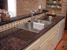 25 best Tile Kitchen Counter Tops images on Pinterest | Kitchen ...