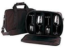 The Riedel Carrying Bag is a great way to transport your #wineglasses! More #wineaccessories from Rosehill Wine Cellars #wine
