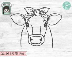 Cow Head, Cow Painting, Cow Art, Animal Faces, Textured Background, Farm Animals, How To Draw Hands, How To Draw Cow, Svg File