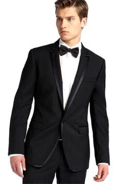 Stylish groom suit