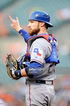 Jonathan Lucroy, TEX//Aug 2, 2016 at BAL