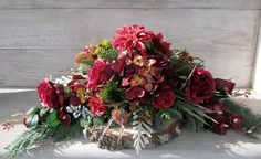 Altar, Sympathy Flowers, Funeral, Christmas Wreaths, Floral Wreath, Bouquet, Holiday Decor, Crafts, Home Decor