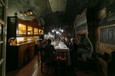 Dineer at Palazzo Lana, Berlucchi Wineries, Franciacorta. #BerlucchiMood