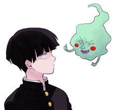 Mob Psycho 100 [モブサイコ100] #manga #anime (1/2)