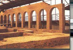 La Olmeda  Está considerado como uno de los yacimientos arqueológicos más importantes del mundo romano hispánico. Se encuentra en el término municipal de Pedrosa de la Vega y es su descubridor Javier Cortés Alvarez de Miranda en el verano de 1968, quien lo dona a la Diputación provincial.