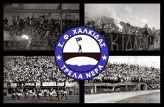 Chalkida Fans Gate -3-: ΣΦΧ ΤΡΕΛΑ ΝΕΡΑ: Αφιέρωμα στο Αθλόραμα Ευβοίας (27/...