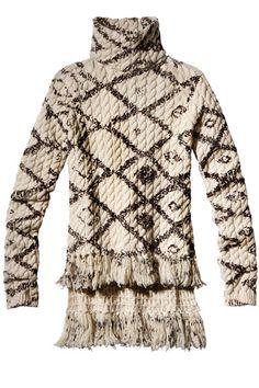 Altuzarra Sweater - Preston Davis Fashion Essentials - Harper's BAZAAR