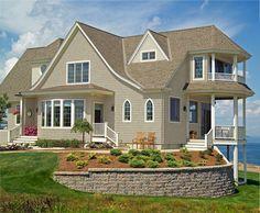 Des milliers d 39 id es sur couleurs pour l 39 ext rieur de la maison sur p - Couleur de peinture pour maison exterieur ...