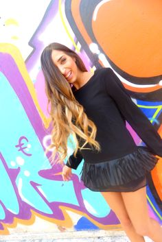 fashion, style, blog post, ootd, outfits, bloggers, hair, ombre