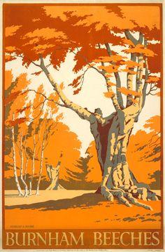 Poster by Herbert Kerr Rooke