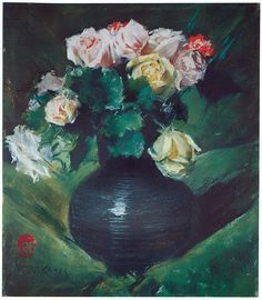 Roses, William Merrit Chase