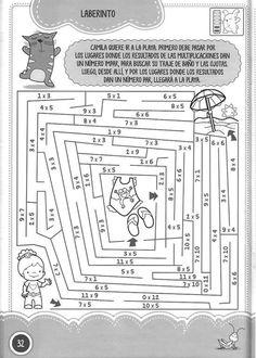 Montessori Math, Preschool Math, Multiplication Sheets, Math School, Christmas Math, School Worksheets, Math For Kids, Home Schooling, Learning Tools