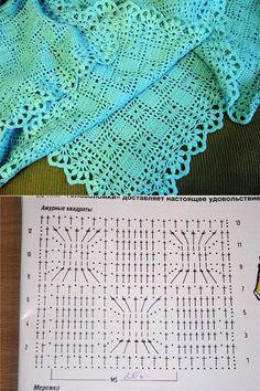Crochet punto celta paso a paso crochet celtic stitch – artofit – ArtofitPattern for a rug or a plaidThis Pin Was Discovered By Poncho Crochet, Crochet Shawl Diagram, Crochet Bedspread Pattern, Crochet Chart, Filet Crochet, Crochet Motif, Blanket Crochet, Baby Knitting Patterns, Crochet Stitches Patterns