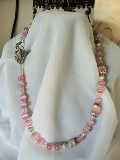 Pink Spring by JewelsZevnik on Etsy, $22.99