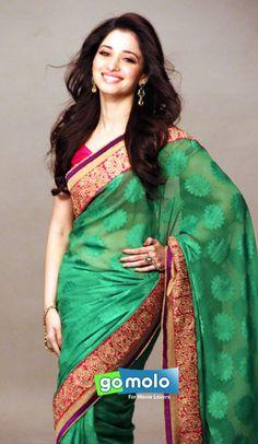 Tamanna Bhatia at the Photo shoot of Joh Rivaaj collection in Mumbai