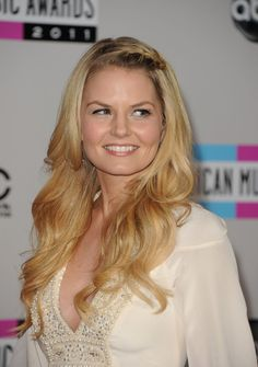 Jennifer Morrison Long Braided Hairstyle