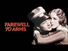 A Farewell to Arms   WATCH FULL MOVIE Free - George Anton -  Watch Free Full Movies Online: SUBSCRIBE to Anton Pictures Movie Channel: http://www.youtube.com/playlist?list=PLF435D6FFBD0302B3  Keep scrolling and REPIN your favorite film to watch later from BOARD: http://pinterest.com/antonpictures/watch-full-movies-for-free/     A tale of the love between ambulance driver Lt. Henry and Nurse Catherine Barkley during World War I