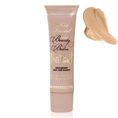 Too Faced Tinted Beauty Balm SPF20 is a multi-tasking skin care balm which instantly improves skin's appearance.