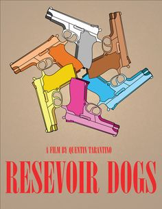 Resevoir Dogs  by Beware1984