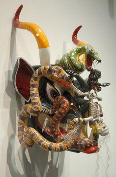 Devil Mask Michoacan | Flickr: partage de photos!