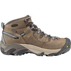 Keen Men s Detroit Mid Waterproof Steel Toe Work Boots 2c0cb38565a