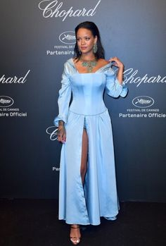 Rihanna, the Chopard SPACE Party, Cannes, France, 2017