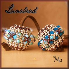 Free tutorials-beaded bead