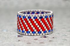 PEYOTE RING - Patriot IV